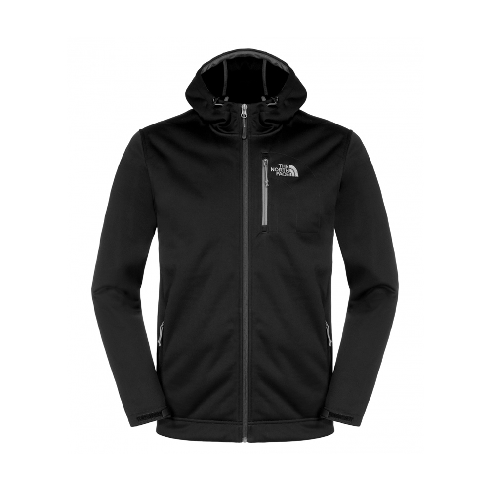 veste the north face durango hoodie jacket tnf black trxm. Black Bedroom Furniture Sets. Home Design Ideas