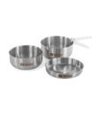 Crossroad Pro Set Cooking 3 en 1