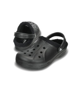 CROCS Ralen Feat Lined Black C04
