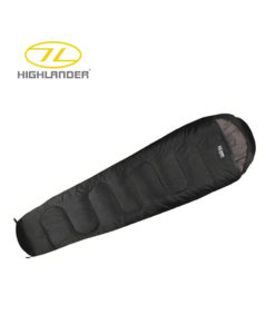 Highlander Sleepline 250 Mummy Black