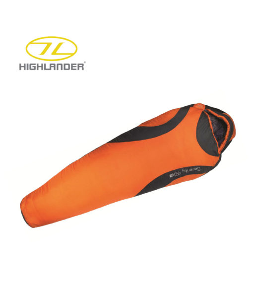 Highlander serenity 450 orange dark grey H01