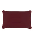 Oreiller Gonflable Aeros Inflatable Travel Pillow Burgundy