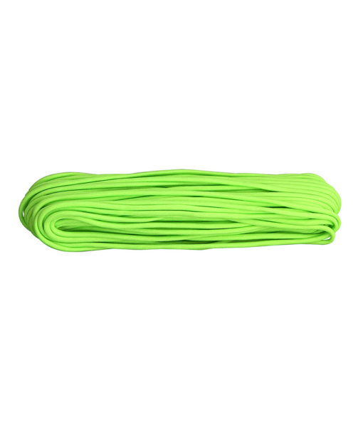 Paracord 550 Type III Neon Green