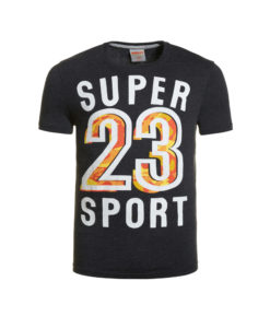 Superdry T-shirt Super Sport 23 Camo Entry Tee