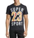 Superdry T-shirt Super Sport 23 Camo Entry Tee
