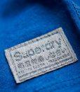 T-Shirt Superdry Tokyo 54 - Royal Blue Marl