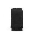 Tactical Teddy Cuff Case Molle Pouch TS110 Black TT02