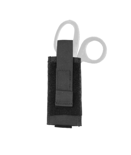 Tactical Teddy EMT Scissors Pouch Black