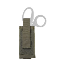 Tactical Teddy EMT Scissors Pouch Green