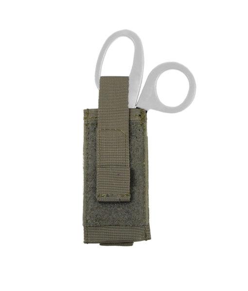 Tactical Teddy EMT Scissors Pouch Green