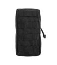 Tactical Teddy Vertical Pouch 8 Black