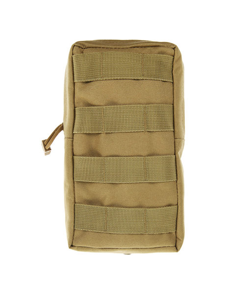 Tactical Teddy Vertical Pouch 8 Coyote