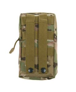 Tactical Teddy Vertical Pouch 8 Multicam