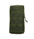 Tactical Teddy Vertical Pouch 8 OD Green