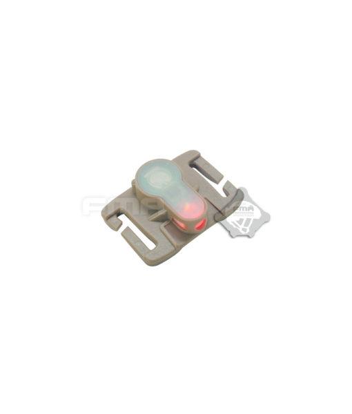 FMA S-Lite MOLLE System Strobe Light TB905 TA RD