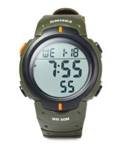 Montre SKMEI 1068 Army Green S03