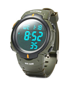 Montre SKMEI 1068 Army Green S04