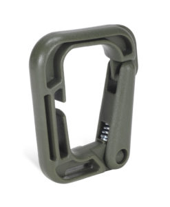 Tactical Teddy Assault D-Ring HookLock OD Green