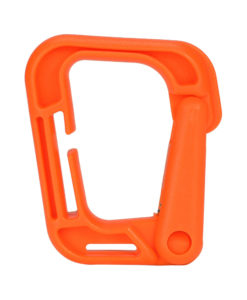 Tactical Teddy Assault D-Ring HookLock Orange