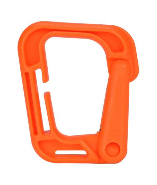 Tactical Teddy Assault D-Ring HookLock Orange