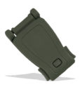 Tactical Teddy Connecteur MOLLE OD Green