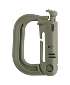 Tactical Teddy D-Ring Push Lock Desert Mint