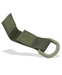Tactical Teddy D-Ring Strap MOLLE OD Green