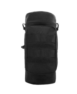 Tactical Teddy Water Bottle Holder Black