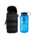Tactical Teddy Water Bottle Holder Black