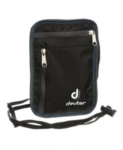 Deuter Security Wallet I Black Granite