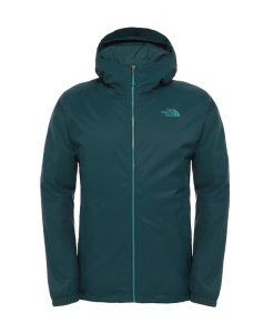 The North Face Quest Insulated Depth Green