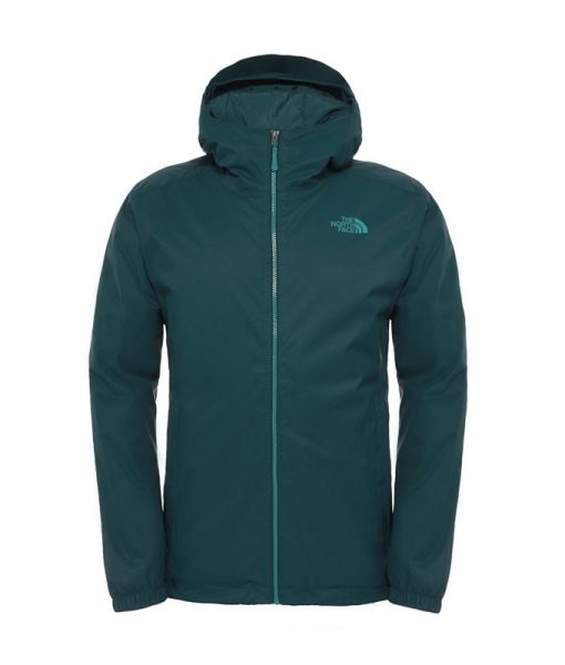 Veste The North Face Quest Insulated Depth Green