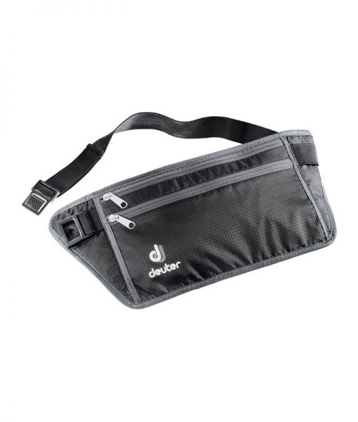 Deuter Security Money Belt M Black Granite D01