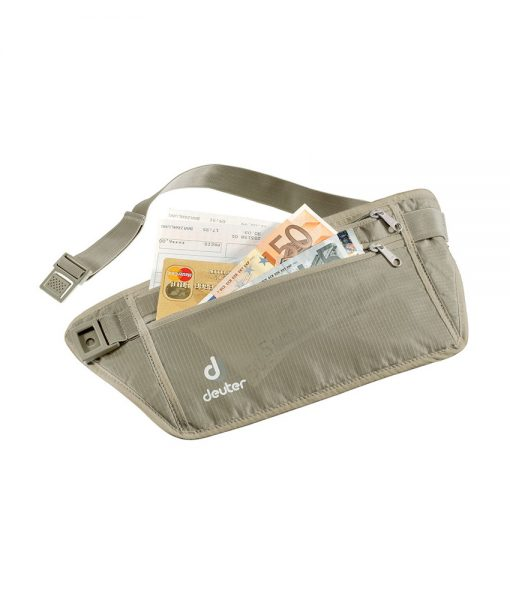 Deuter Security Money Belt S Sand