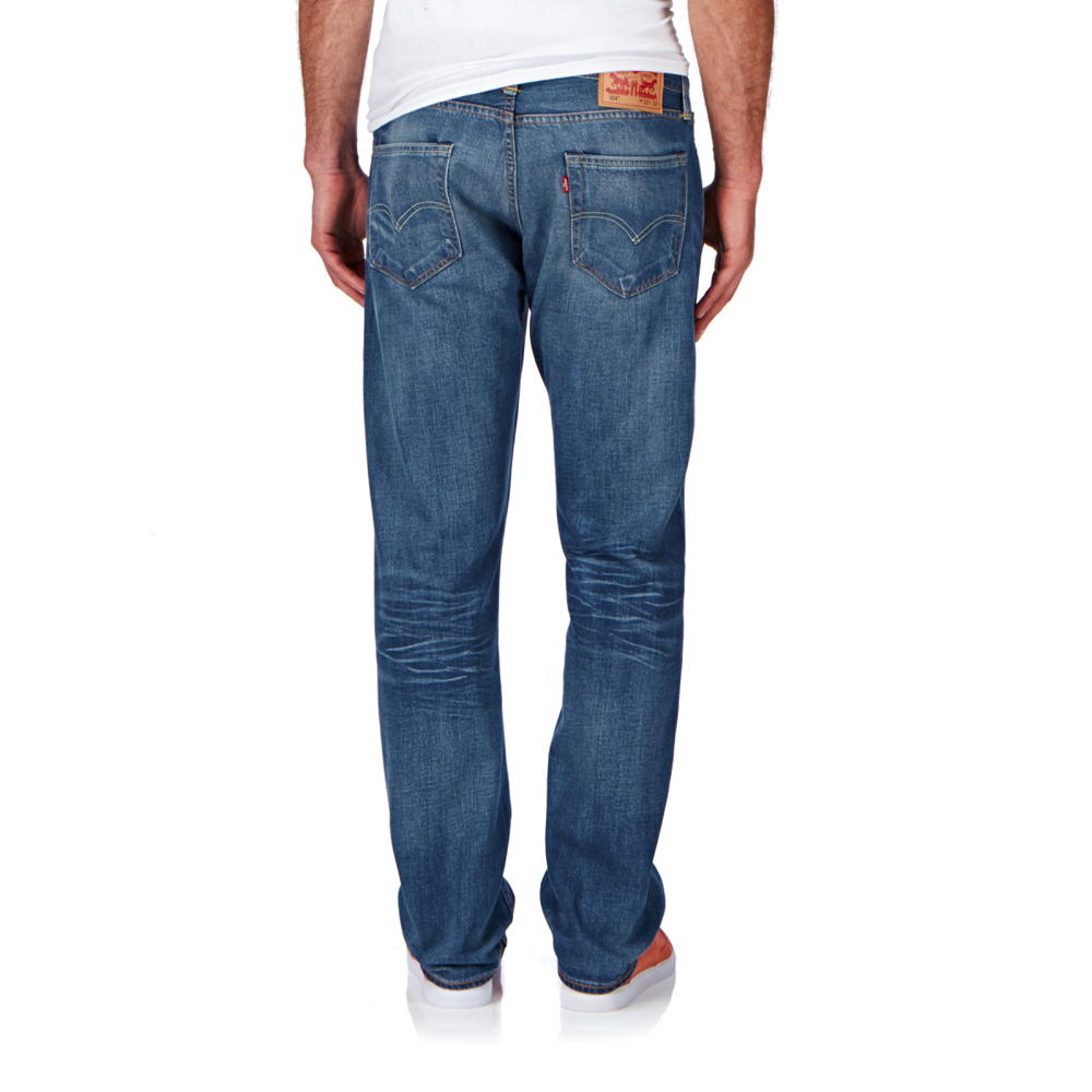 Droit Straight Blue Jean Regular 504 Fairfax Levi's qZB8pZ