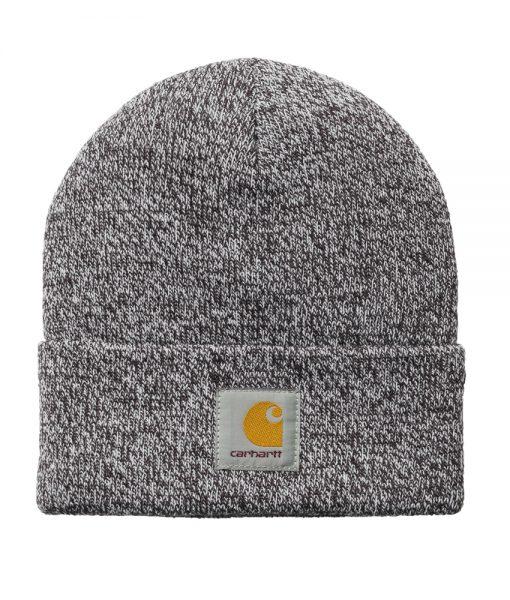 Carhartt Scott Watch Hat Burnt Umber White C01
