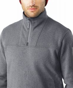 Arcteryx Covert Zip Neck Sweater Fleece