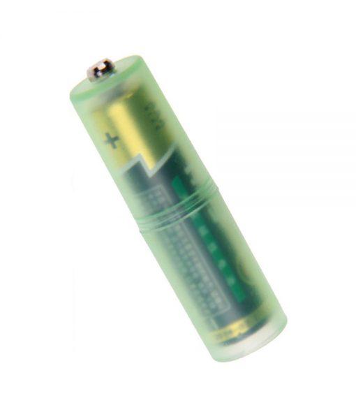 Convertisseur de piles AAA vers AA Vert ALTAICA H001