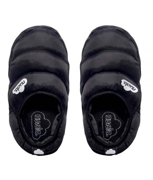 Nuvola Clasica Slippers Black Femme N01