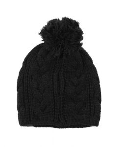 The North Face Bigsby Pom-Pom Beanie Black