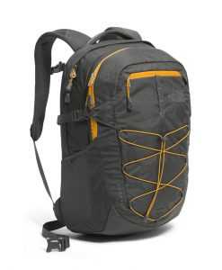 The North Face Borealis ASPHALT GREY CITRINE YELLOW T02