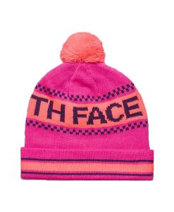 The North Face Ski Tuke IV Beanie Azalea Pink T02