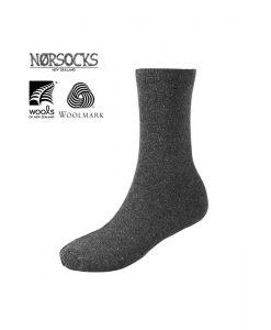 Norsocks Comfort Warm Socks Dark Grey