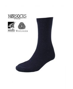 Norsocks Comfort Warm Socks Navy Blue