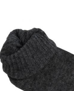 Norsocks Merino Classic Comfort Warm Socks Dark Grey