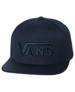 Casquette Vans Drop V Snapback Hat Black Iris
