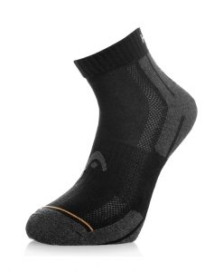 Chaussettes Head Performance Quarter Black