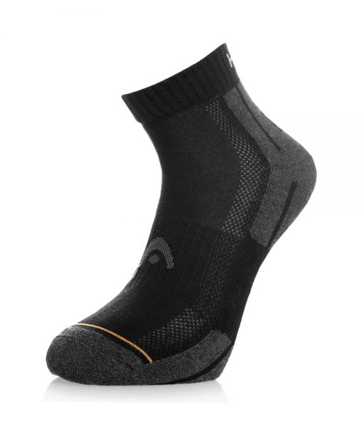 Chaussettes Head Performance Quarter Black H01