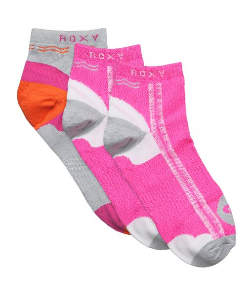 Chaussettes femme ROXY 82225T Pink Swift-Dry