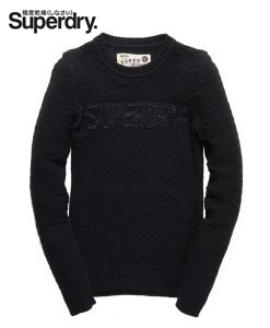 Pull Superdry Bon Bon Dark Navy